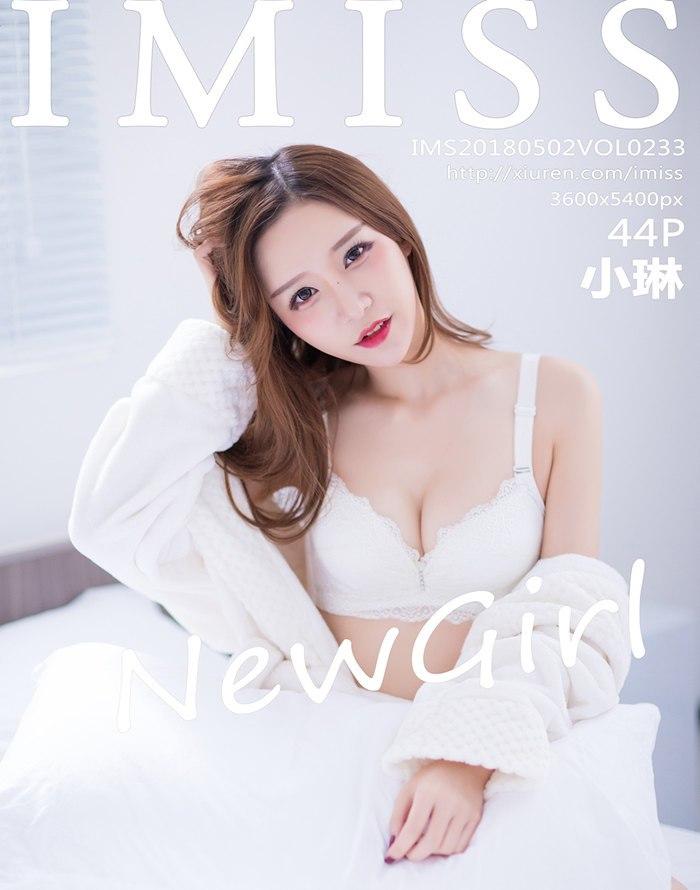 [IMISS爱蜜社]2018.05.02 VOL.233 小琳[44+1P/143M]
